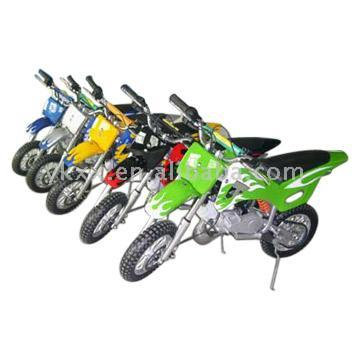 Mini Dirt Bike 47cc 2 Stroke