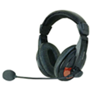 Multimedia Stereo Headphone & Mic (HPCD-750)