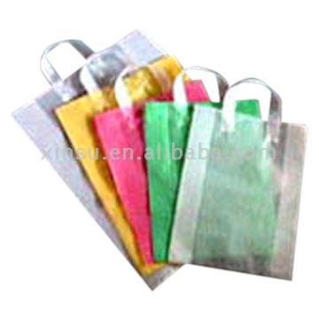 Soft Loop Handle Bags (Garment And Shopping Bag)