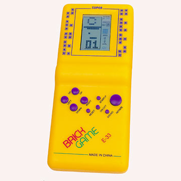 E-33 (Big) Electronic Games