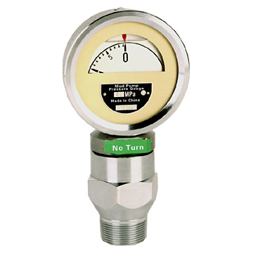 Mud Pump Pressure Gauges