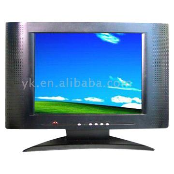 "17"" TFT LCD TV Set & Monitors"