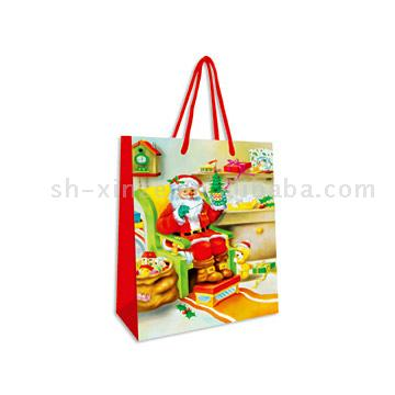 PP Gift Bag   PP Christmas Bag