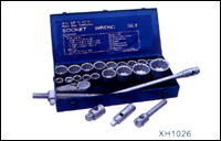 26 Pc Socket Set