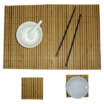 Bamboo Table Pads