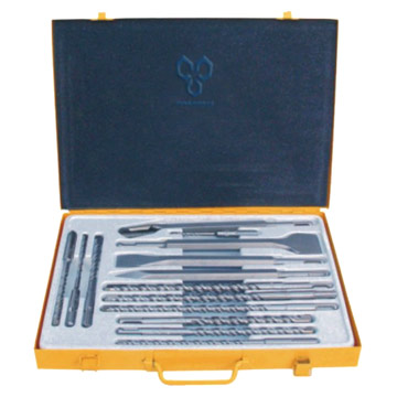 14pcs SDS Drill Bit Sets