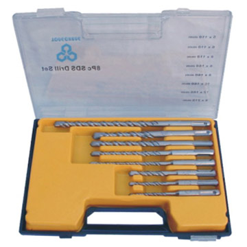 8pcs SDS Drill Bit Sets
