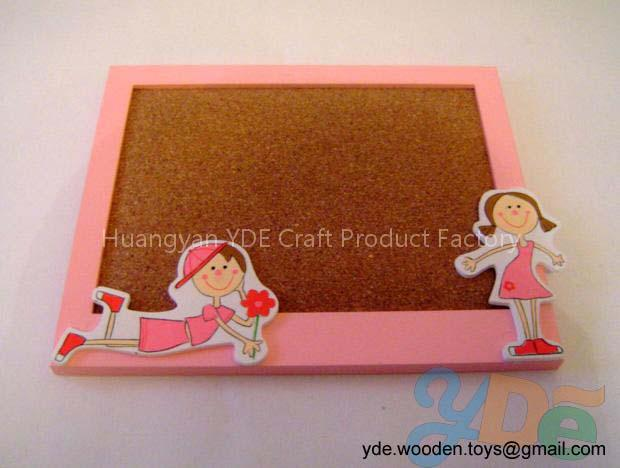 Wooden Toys - Message Board