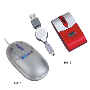 Mini Optical Mouse H810-819