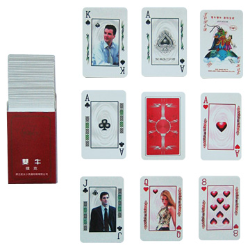 Playing Cards - Double Ox