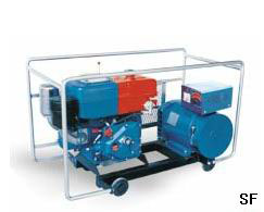 SF Series Three-Phase Diesel Generating Sets