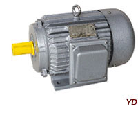 YD Series Pole-Changing Multi-Speed Three Phase Asynchronous Electric Motor