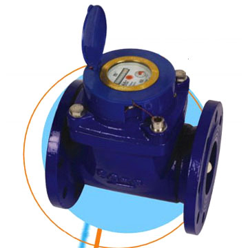 Water Meter Large Flows