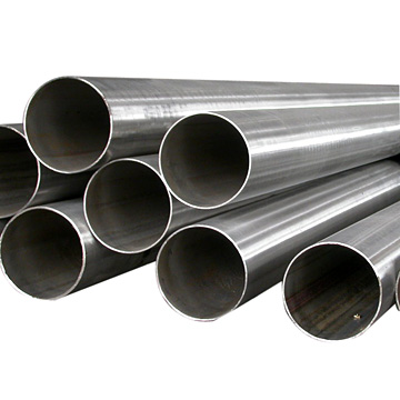 Welded Stainless Steel Muffler and Vent Pipes