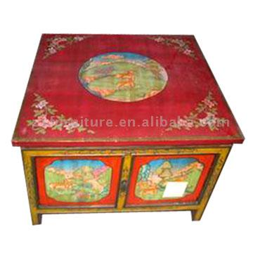 Tibetan Coffee Table