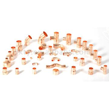Copper Solder Joint Fittings