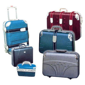 ABS & EVA Luggage: Trolley Cases, Briefc