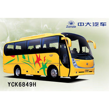 Medium-size Passenger Bus - Yck6849h