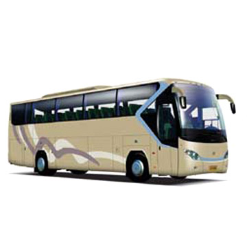 Large Size Luxury Passenger Bus - Yck6126hg